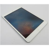 Apple iPad Mini 1st Gen A1432 MD531C/A 16GB iOS 9.3.5 Wi-FI Only Silver Tablet