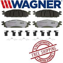 Wagner OEX1508 FRONT DISC BRAKE PAD Set Ford Lincoln