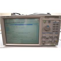 Agilent 16702B/O3 Logic Analyzer W/16717A(3) 16534A(1) w/CD ROM and cables