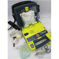 Cardiac Science 9300E-401 Powerheart G3 Automatic W/ Ready Kit Pads and Case