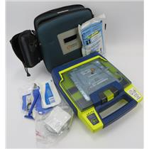 Cardiac Science 9390A-01 Powerheart G3 Automatic W/ Ready Kit Pads and Case