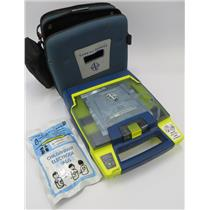 Cardiac Science 9390E-501 Powerheart G3 Automatic W/ Ready Kit Pads and Case