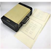 Blazie Engineering Model BB2-1 Braille Blazer Embossing Printer