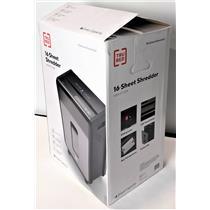 NEW NIB Tru Red TR-BXC16A Crosscut Commercial Office Shredder 16 sheet Capacity