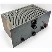 Vintage HP 200T Telemeter Telemetry Tube Oscillator SEE DESCRIPTION