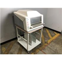 AGFA CR 30-X 5175/100 Computed Radiography Compact Xray Digitizer with Cart