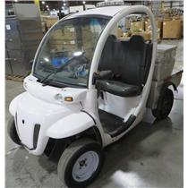 2011 Polaris Gem eS LSV Right Hand Drive Electric Utility Vehicle - UNTESTED