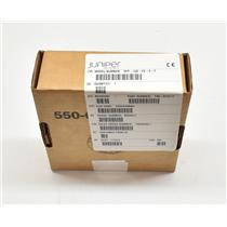 Juniper SFP-1GE-FE-E-T 10/100/1000M 1GE SFP RJ45 Copper 740-013111 NEW SEALED