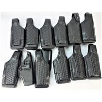 Lot of 12 Safariland X26 Taser Holsters TESTED & WORKING
