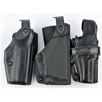 Lot of 4 Assorted Holsters For Heckler and Koch TESTED AND WORKING
