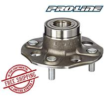 1998-02 ACCORD LX DX SE REAR Wheel Hub And Bearing 512176