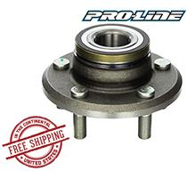 513224 Front Wheel Hub Bearing Assembly 5 Lugs w/ABS 2005-2014 Chrysler Dodge