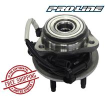 515003 Front Wheel Bearing Hub Assembly Ford Mercury 4X4 4WD AWD 5 Lug W/ABS