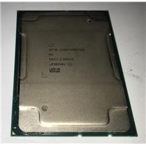 Intel Xeon Gold 6140 2.3GHz 24.75MB Cache 18-Core  CPU Intel Confidential QRCJ
