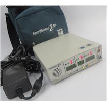 Respironics Smart Monitor 2 PS Apnea Monitor W/ Soft Case & PSU -SEE DESCRIPTION