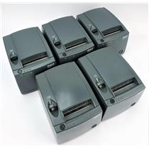 Lot of 5 TransAct Ithaca  iTherm 280 Thermal POS Receipt Printers