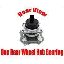 (1)  Rear Hub & Bearing Assembly for 2004-2006 Scion Xa & xB REAR