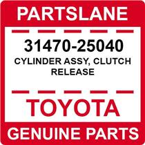 NEW 31470-25040 Toyota CYLINDER ASSY, CLUTCH RELEASE