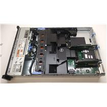 "Dell PowerEdge R730 Barebones Server 2U 8-Bay 2.5"" w/Heatsinks NO RAID 2x-750W"