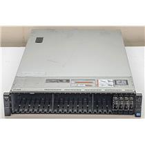 "Dell R720XD Barebones Server 24x 2.5"" Bay Chassis With 2x 750W PSU 2x Heat Sinks"