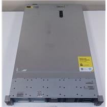 HP DL380p Gen8 25-Bay Barebones 2x 750W w/ Heatsinks NO DRIVES/CPU/MEMORY/RAILS