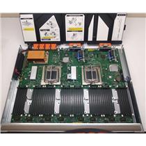 HP Superdome BL920s G9 Barebones Chassis Server Blade NO CPU Memory HDD Heatsink
