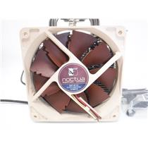 Noctua NH-U9DX 1366 CPU Cooler NF-P12 DC12V 1.08W 0.09A Heatsink- Used