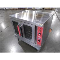 Vulcan VC4GD-10 Double Door Standard Depth Gas Convection Oven #2