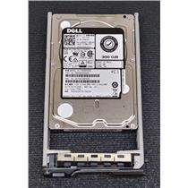 DELL 0RVDT 300GB 2.5'' 12Gb/s SAS 15K HDD AL13SXB30EN w/ R-Series Tray