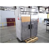 Delfield MRPT2-S 55.4 cu ft Pass Through Commercial Kitchen Refrigerator