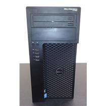Dell T1700 Intel E3-1246 v3 @ 3.5GHz 16GB DDR3-1333MHz 1TB HDD Windows 10 Pro