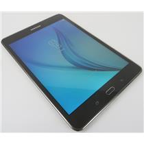 """Samsung SM-T350 Galaxy Tab A 16GB 8"""" Screen Android Wi-Fi Only Tablet"""