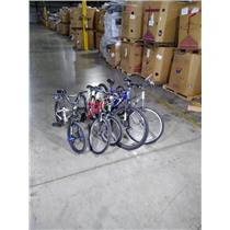 Lot of 5 Bicycles Triax 2 Kent 2 Next SEE DESC