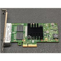 Cisco UCSC-PCIE-IRJ45 Intel I350 Quad-Port 1GB Network Adapter Full 74-10521-01