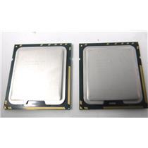 Lot of two Intel Core i7-950 CPU Processor 8M Cache 3.06GHz LGA1366 | SLBEN