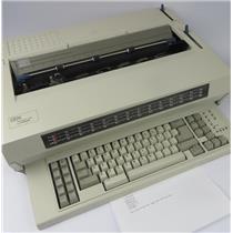 IBM / Lexmark Wheelwriter 1500 Electronic Typewriter 6783-011 - TESTED & WORKING