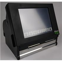 Ithaca Transact 9700 Automated Thermal Printer TESTED AND WORKING