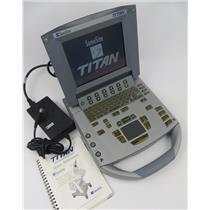 SonoSite P04240-15 High-Resolution Ultrasound System W/ Mini-Dock & Power Supply