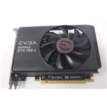EVGA GeForce GTX 750Ti 2GB GDDR5 Graphic Card - 02G-P4-3751-KR