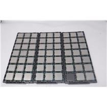Lot of 62 Intel Core 2 Duo E7500/E7600/E8500/E6700/E8400Socket 775 Processor CPU