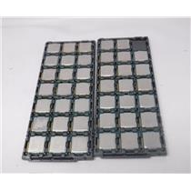Lot of 41 IntelPentiun DualCore/Celeron/G1840/G2030/Socket 1150/55 Processor CPU