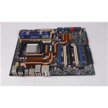 Combo Asus M3A32-MVP Deluxe Motherboard w/Amd Athlom 64 X2 Dual Core/4 GB Ram