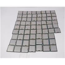 Lot of 69 Intel Xeon E5520/E5620/E5603/E5540/E5640/W3530/W3520/EC3539Processors