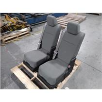 Lot of 2 Ford HC3B-25603B22-ACW Center Console Jump Seat F150 2017-2019 USED