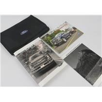 FORD 2017 Super Duty Owners Manual W/ Reference Guide & OEM FORD Case