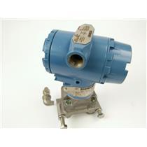 Rosemount 3051C Smart Family Hart Pressure Transmitter