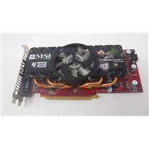 MSI NVIDIA GeForce 9800 GT (N9800GT-512 OC) Video Card *TESTED*