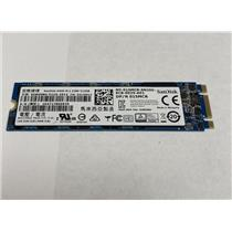 Dell SanDisk X400 512GB NVMe SSD Solid State M.2 2280 15MCR