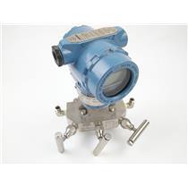Rosemount 3051CD Smart Family Hart Differential Pressure Transmitter #3