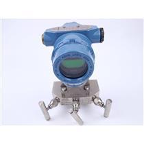 Rosemount 3051CD Smart Family Hart Differential Pressure Transmitter #4
